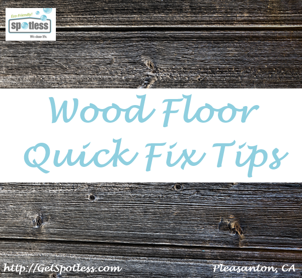 How to Fix Damaged Wood Floors
